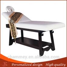 genuine hottest stylish tattoo salon treatment table wood nail technician tables