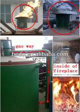 Energy Saving Bamboo Charcoal Carbonization Kiln/Charcoal Heating Stove 008613343868845