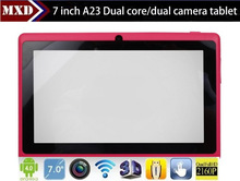 7 inch allwinner a23 cheap tablet pc MID 1.5Ghz Android 4.2 os, 5 points Capacitive