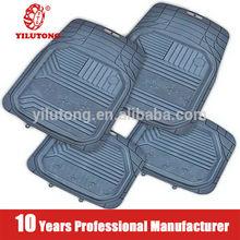 Popular Sale Environmental Friendly Non skid PVC decorative car floor mats