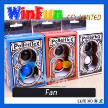 Summer Essential Mini Electric Hand Fan Adorable Plastic Fan