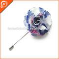 nice fita de cetim flores artesanais para a decoração do vestuário