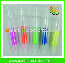 Interesting New Design Needle Syringe Pen Plastic Injection Molding Pen