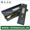 2014 new products custom hair packaging/gift packaging/hair extension packaging