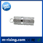Crystal Pen Drive, Necklace Jewelry USB Flash Drive