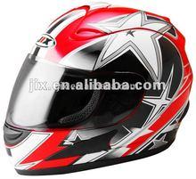 DOT/ECE Good Quality Motorcycle New custom Full Face Hot Sale Helmets JX-A110