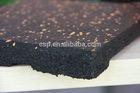 Sound absorbing sports rubber floor,rubber mat 1000mm