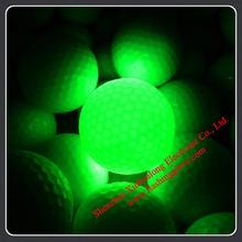 Golf Driving Range Balls LED Glow In The Dark Golf Ball