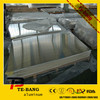 Reflective aluminum sheet with perfect surface