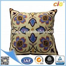 Wholesale satin ribbon cushions