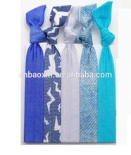 2014 Popular wholesale elastic hair ties