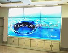 60 inch HD super Narrow Bezel high brightness LCD Video Wall& surveillance monitor& lcd module