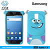 Shenzhen manufacture 3D silicone phone cover,silicone phone case for iphone/Samsung