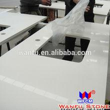 White Quartz Kitchen Bench Top