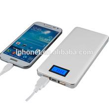 high capacity universal portable battery charger power bank 12000mah