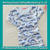 The New Design High Quality Camo Baseball Jerseys Dry Fit Camo Shirt Clothing Manufacturing Companies
