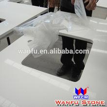 Pure White Quartz Counter Top