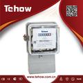 Monofásico elétrica medidores de energia digital wattmeter