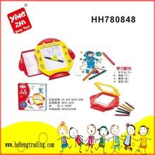 HOT! Children drawing board, learning machine,creative art drawing board