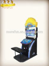 Chinese simulator game machine/Arcade simulator game/MARBLE BOBBLE