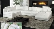Italian leather sofa luxury leather sofa High Quality