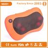 factory multiple-purpose with infrared heat car massager headrest massage pillow N6001