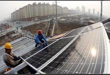 3kw solar panel for solar power system for indoor 300w small wind turbine/wind turbine generator