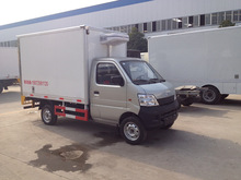1-2tons Chiller And Freezer Van,Reefer Container For Sale