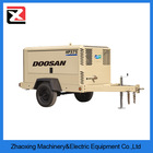 Ingersoll rand rotary screw mining 300cfm portable compressor for sale