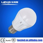 High Lumens silicon dropper bulb