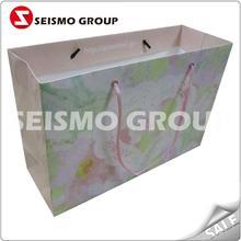 mini paper gift bag high quality luxury paper shopping bag