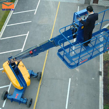 16M Telescopic Aerial Bucket Truck