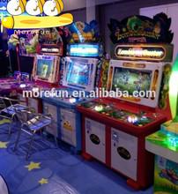 Chinese simulator game machine/Fun simulator game/Fishing game
