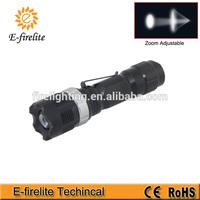 Waterproof mini led flashlight E-Firelite,i002 mini flat led flashlight