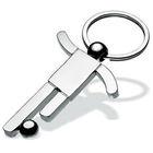 2014 custom high quality metal blank Keychains