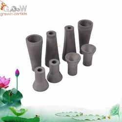 Boron carbide nozzle/sandblast nozzle/spray nozzle