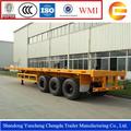 40 tonnellate flatbed container da 20 piedi