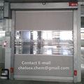 automatico del tipo pvc avvolgibile porta