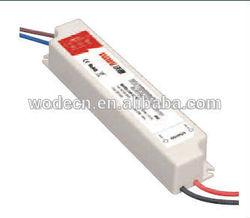 24v 0.84a waterproof LED driver 20w SMPS LPV-20-24