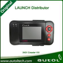 Launch code reader X431 Creader viii creader 8 CRP 129=CREADER VIII