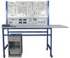 School Lab Equipment,Electronic Trainer,XK-DLDZ1 Power Electronic Training Equipment