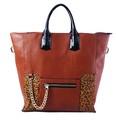 2014 atacado brand elegance couro pu designer baratos bolsa de mulher