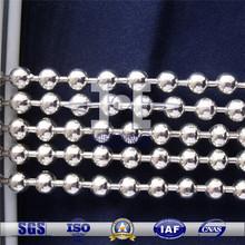 home decoration metal bead curtain