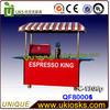 2014 hot sale in summer ice cream cart/ ice cream tricycle/ ice cream truck