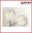 6W Hot new product for 2014 E14 B22 360 degree dimmable led filament bulb/led candle bulb light CE ROHS TUV