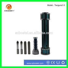 Twoguns 2.0 wax vapor dry herb pens 2600mah Auto power battery