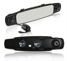 GPS function 120degree A+ grade HD ultra wide angle lens, NEW car dvr with Motion Detection,G-Sensor--2000B