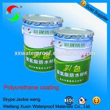 polyurethane elastomeric liquid membrane waterproofing