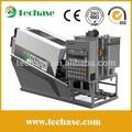 la máquina de desagüe de residuos industriales de tratamiento de agua