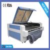 laser fabric in roll auto feed cutting machine